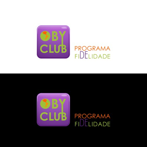 Create the logo of Oby Club