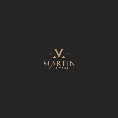 Martin Vineyards Logo