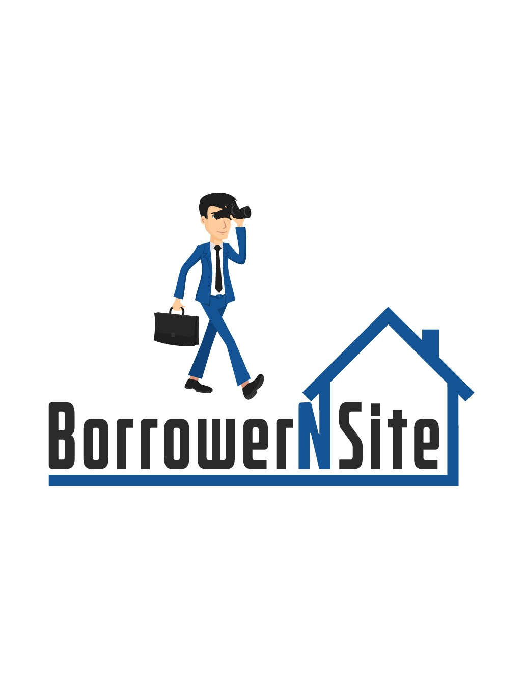 BorrowerNSite needs your help with a new logo