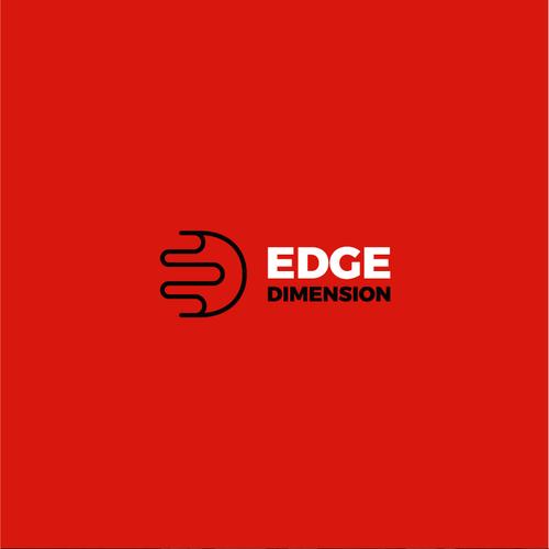 Logo Design for a 3D studio - Edge Dimension