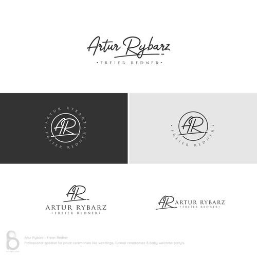 Signature Logo for Artur Rybarz - Freier Redner