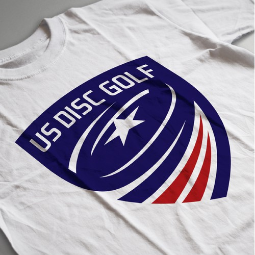 Logo for US DISC GOLF