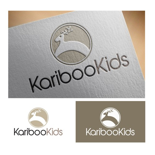 logo for kids fashion