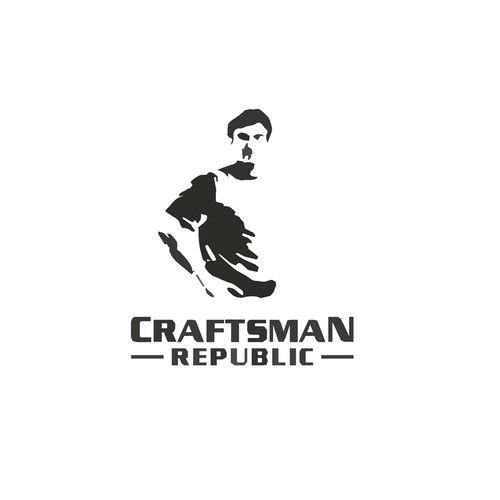 Craftsman Republic Logo and brand package