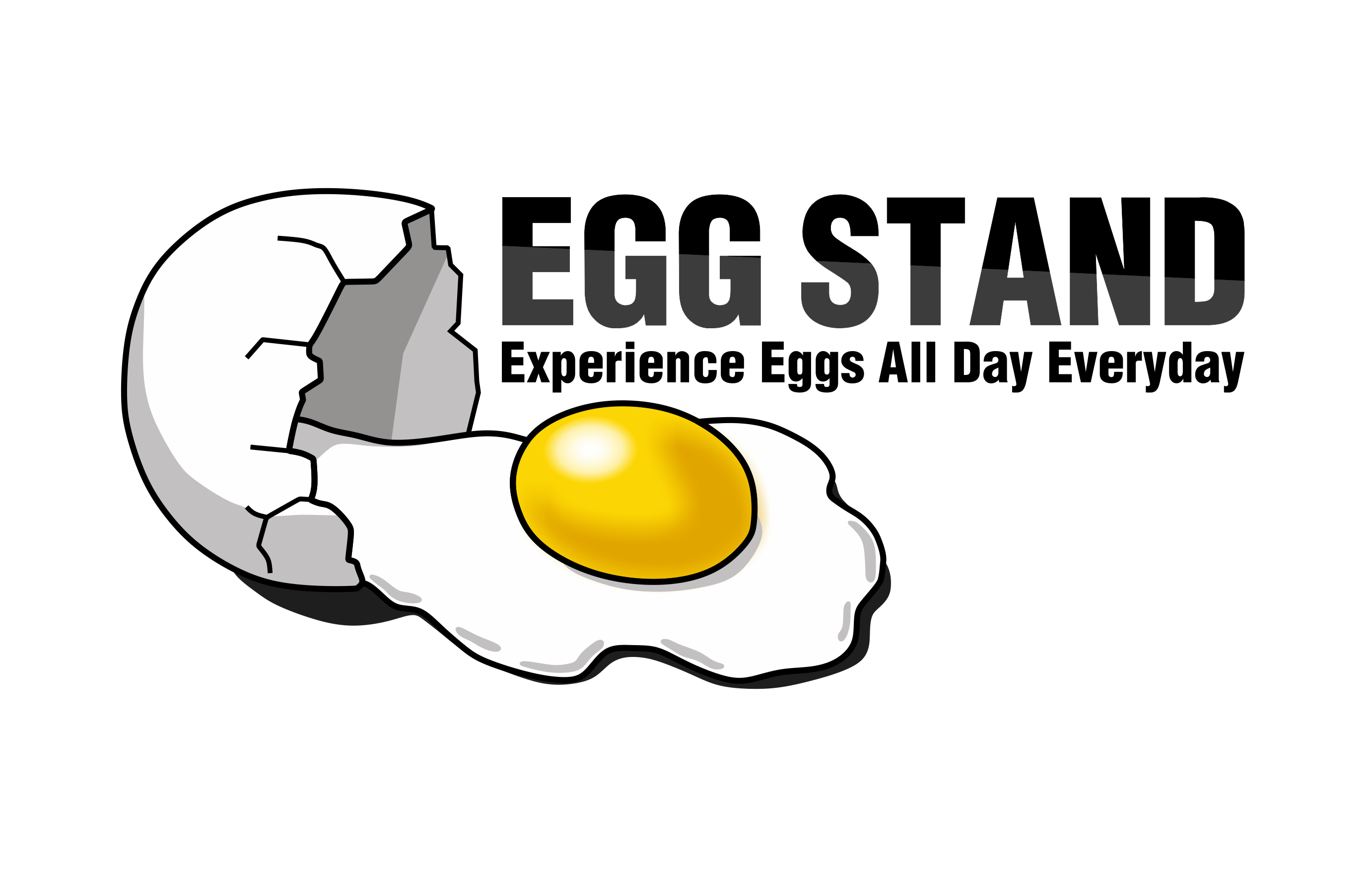 """""""Egg?"""" needs a super enticing look to come eat a sandwich here."""
