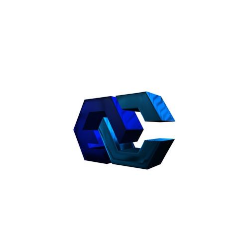 3d logo webgl