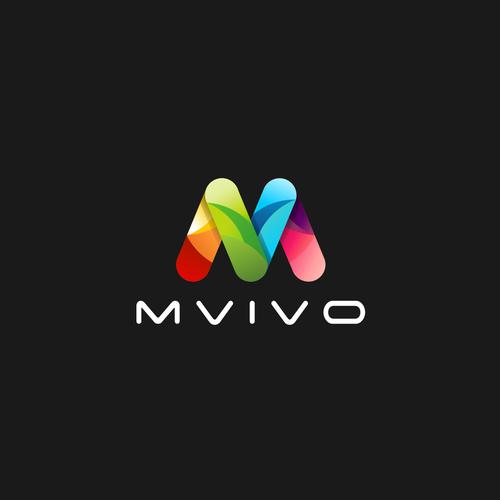 MVIVO logo design
