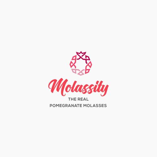 Modern and elegant logo for beverage