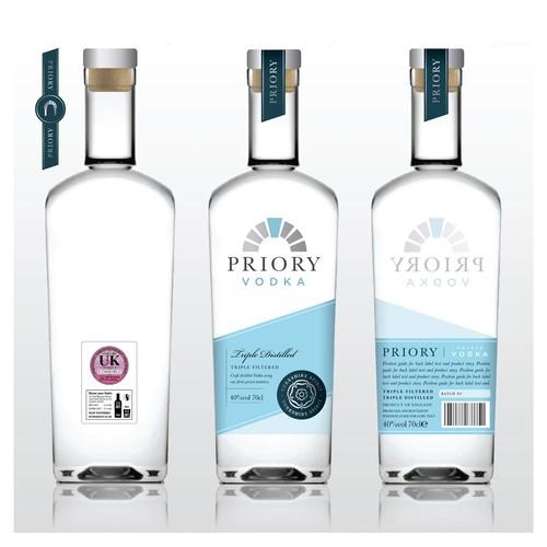 English Vodka