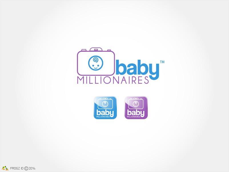 Baby Millionaires Start-Up Needs LOGO