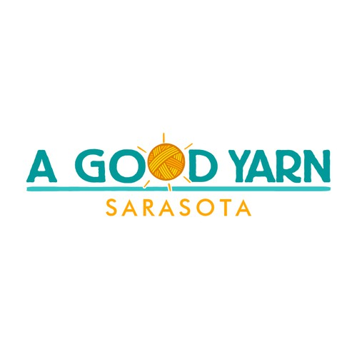 logo for A Good Yarn