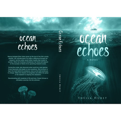 Ocean echoes book cover