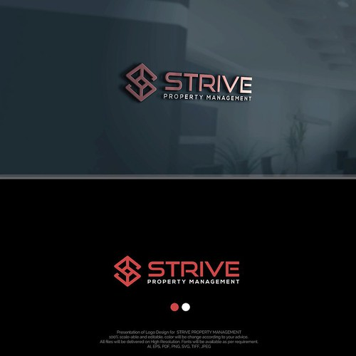 Strive Logo Concept