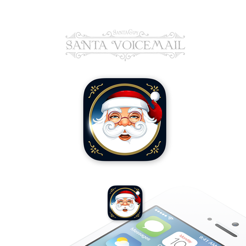 A Santa Voicemail App in need of a refresh