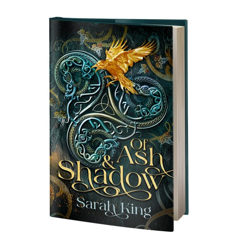 Of Ash & Shadow book cover