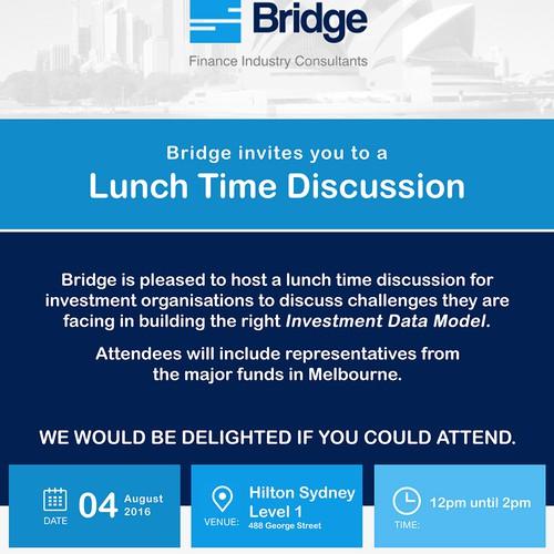 WeareBridge Invitation