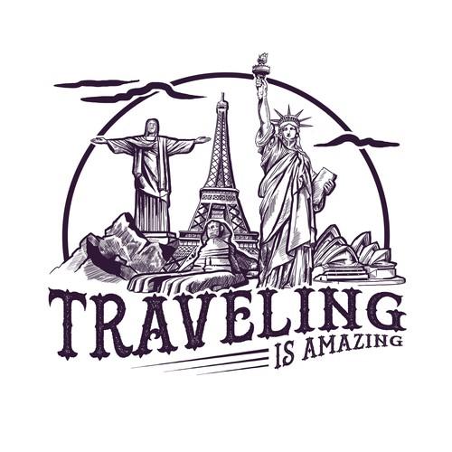 Traveling is Amazing