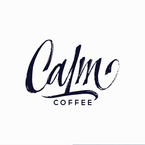 Calm Coffee Logo