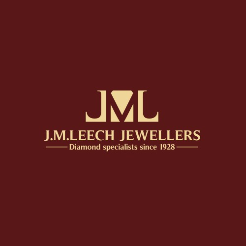 Symmetrical logo for jewellery retailing