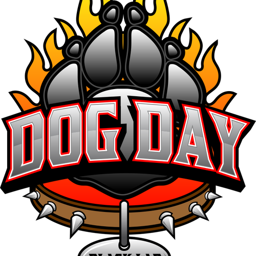 logo for Dog Day Spice Rub