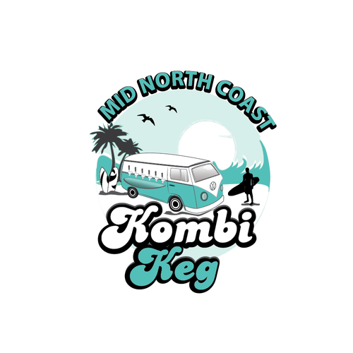 Kombi Keg Mid North Coast Logo