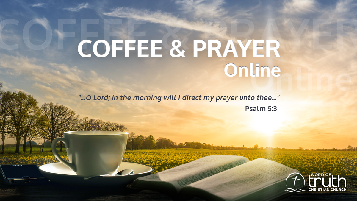 Coffee And Prayer Online