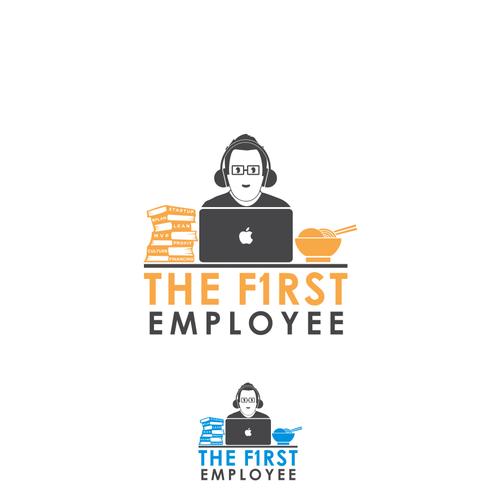 TheFirstEmployee.com Book Logo