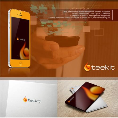 Technology Company - Teekit - Needs A Logo