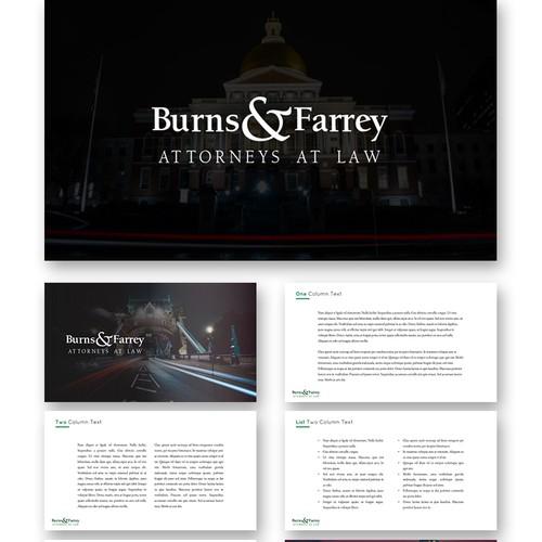 Attorney & Law Presentation