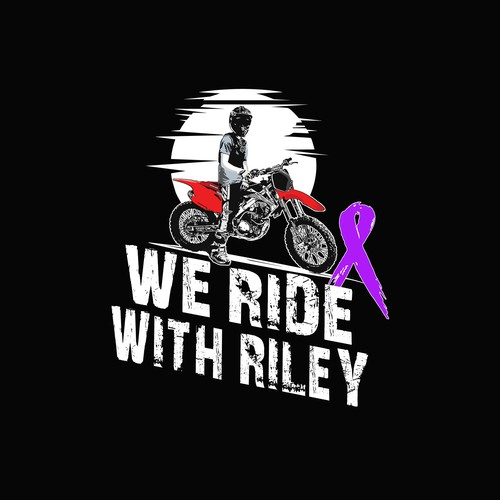 we ride with riley
