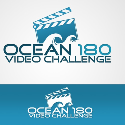 Ocean 180 Video Challenge needs a new logo