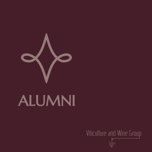 Help Alumni Viticulture and Wine Group with a new logo