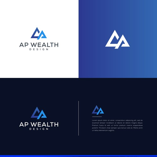 AP Wealth Design Logo