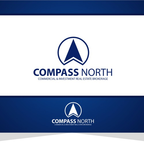 Create the next logo for Compass North