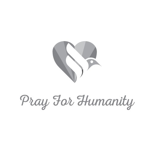 Bold Logo concept for Pray for Humanity