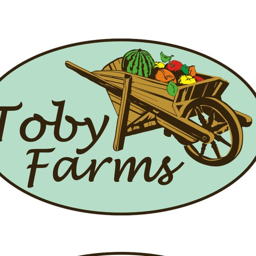 Toby Farms needs a new logo