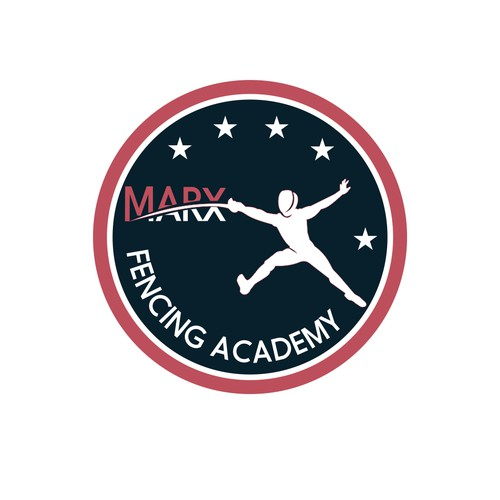 patch concept for fencing club