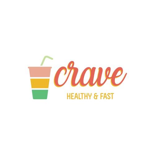 Crave - Logo Design