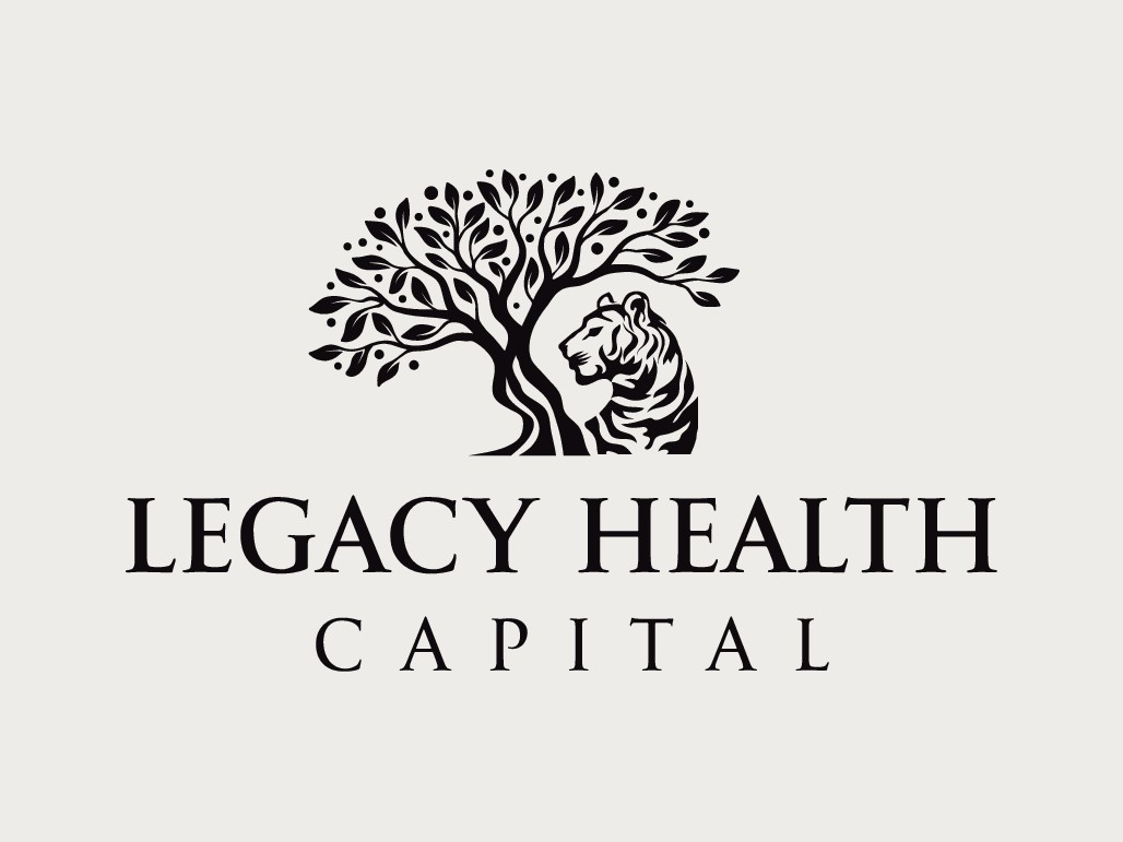 Design a logo and brand identity for healthcare entrepreneur + his investment fund