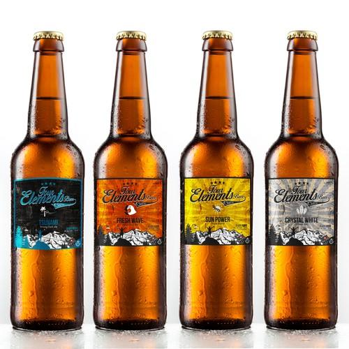 Label: Craft Beer
