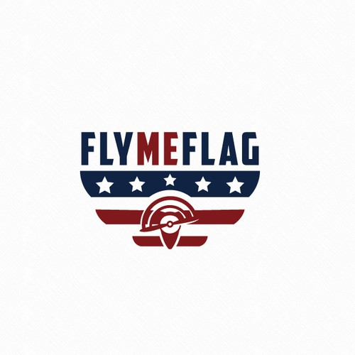 Flying flag