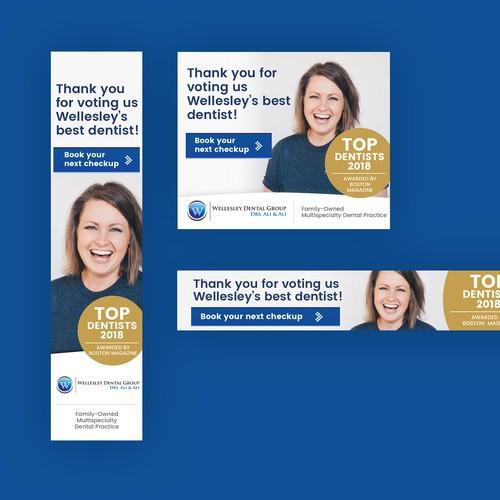 Dentist Banner Ads
