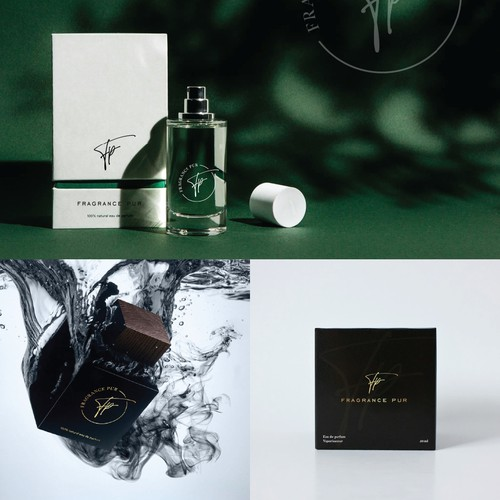 Logo design for niche fragrance (eCommerce)