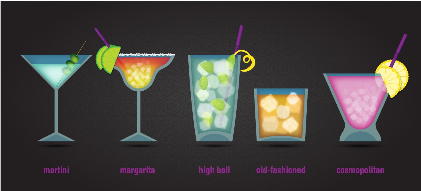 New design wanted for What Cocktail Can I Make (.com)