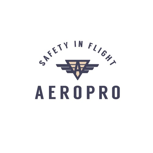 Retro Aviation Logo