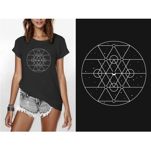 Geometric Minimalist Space