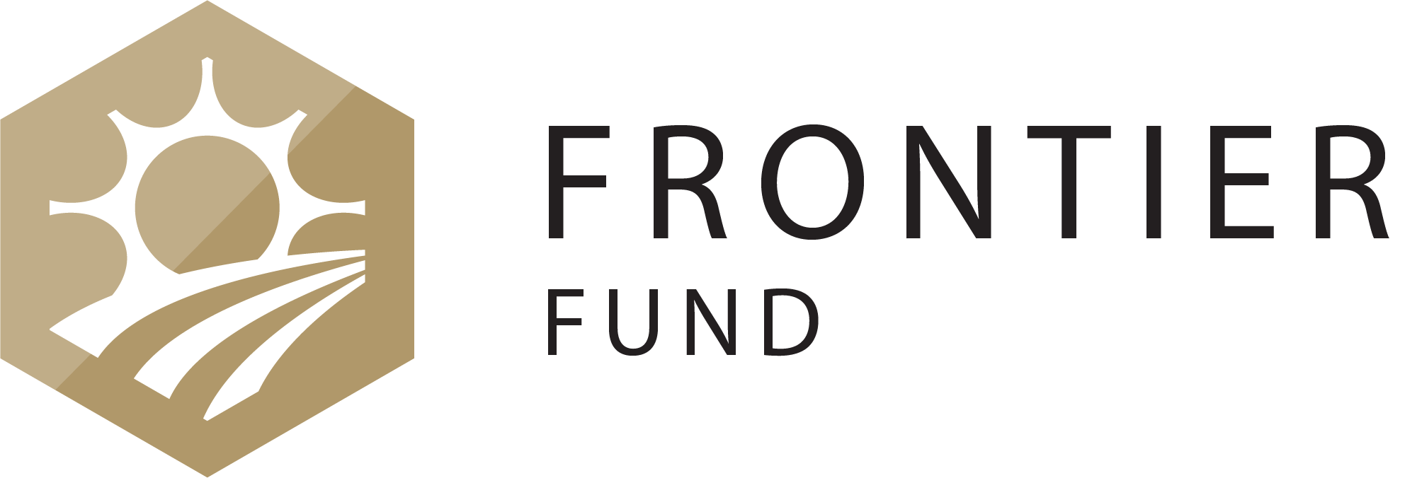 Design a shiny new logo for our new Frontier Fund!