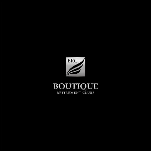 Luxurious logo for clubs