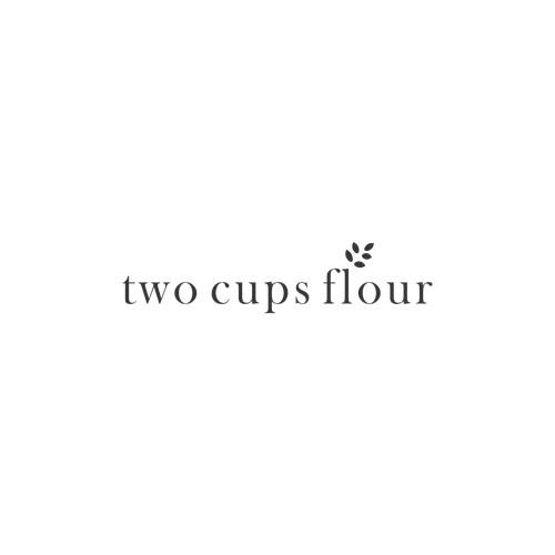 photography and baking blog logo