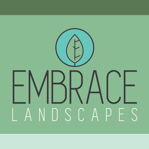Bold Landscaping Logo patch
